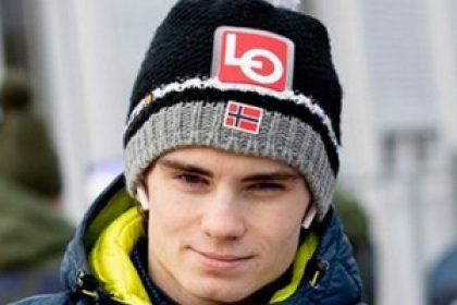 Marius Lindvik