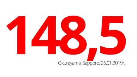 Okurayama, Sapporo, 26.01.2019r.