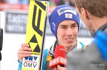 Stefan Kraft przywozi z Sapporo 200 punktów w PŚ