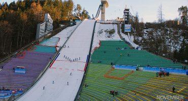 Skocznia narciarska Bergisel w Innsbrucku