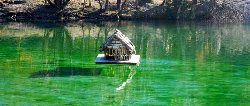 Jezioro Jasna Kranjska Gora